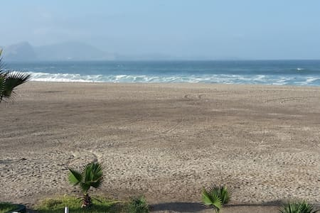 Casa linda frente al mar a 30min. de Lima - House
