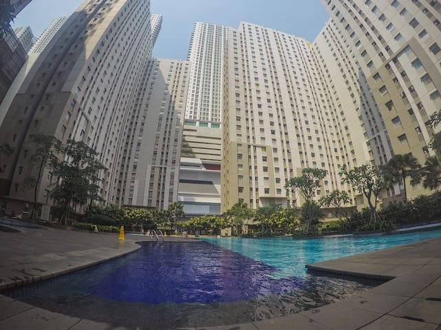Seaside Apartment North Jakarta Near Mall&Airport - Penjaringan