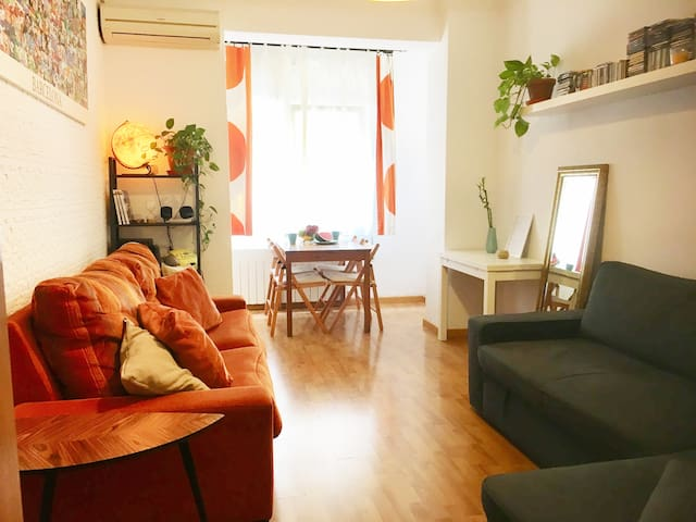 Perfect flat for your holidays!!