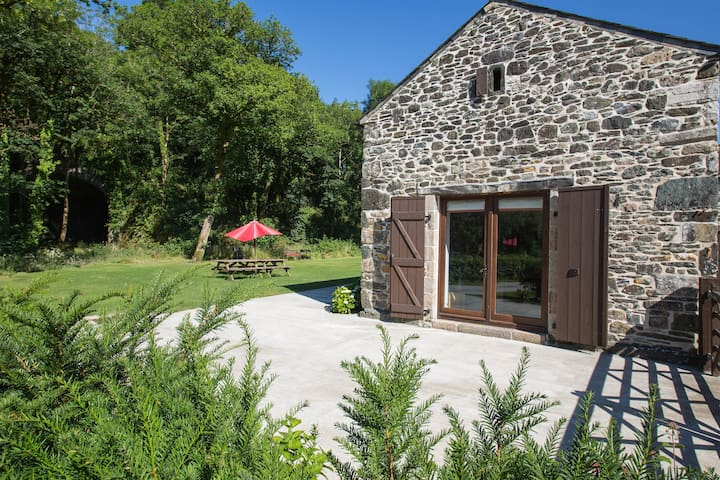 Modern Holiday Home in Tavistock with Garden