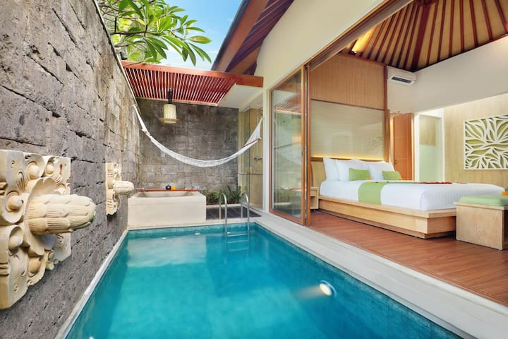 One Bedroom Private Villa Seminyak