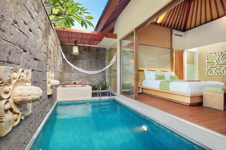 One Bedroom Private Villa Seminyak