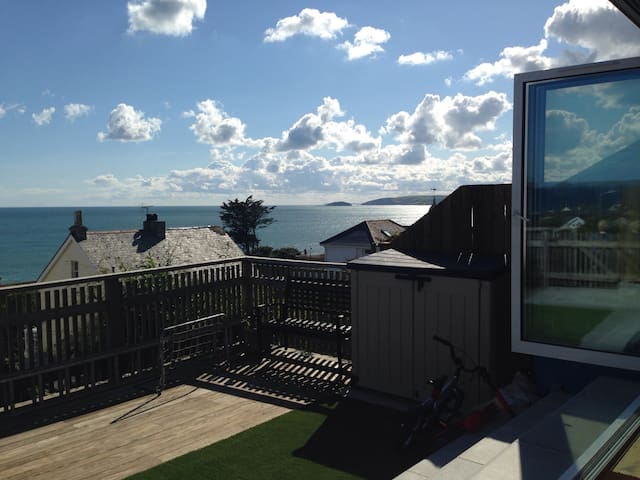 Coastal House 100m from the beach! - Downderry - Hus