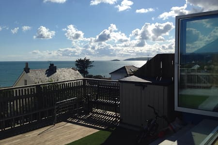 Coastal House 100m from the beach! - Downderry - Casa
