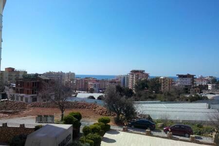 Апартаменты в Аланье с 2 спальнями - Tosmur Belediyesi