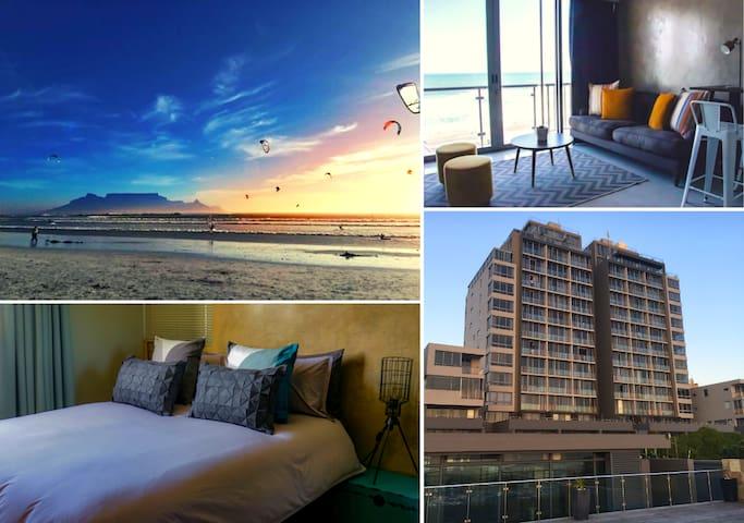Cosy & Stylish Beachfront Apartment