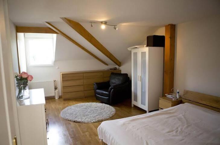Bedroom - 1- second floor