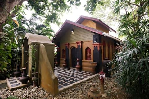 Exclusive Lanna Style Villa & Chapel