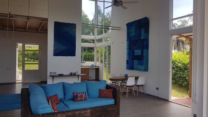 Villa Turquesa Waterfont villa in Isla Boca Brava