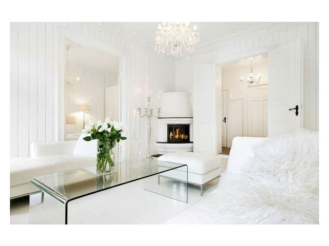 Classic two bedroom apartment in Central Oslo - Oslo - Apartemen