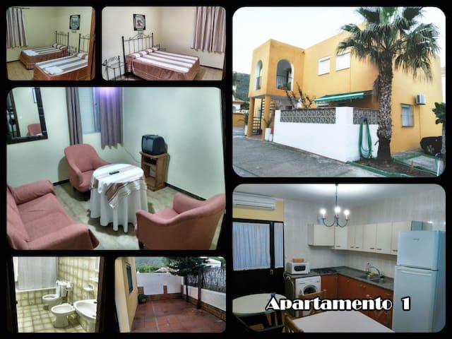 Apartamentos Diana CC (Caños de Meca) - Los Caños de Meca - Wohnung