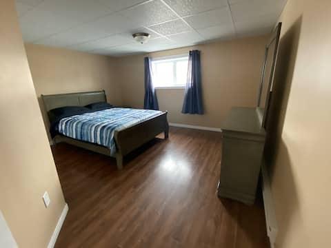 Entire Apartment.  Quiet, Cozy, Spacious