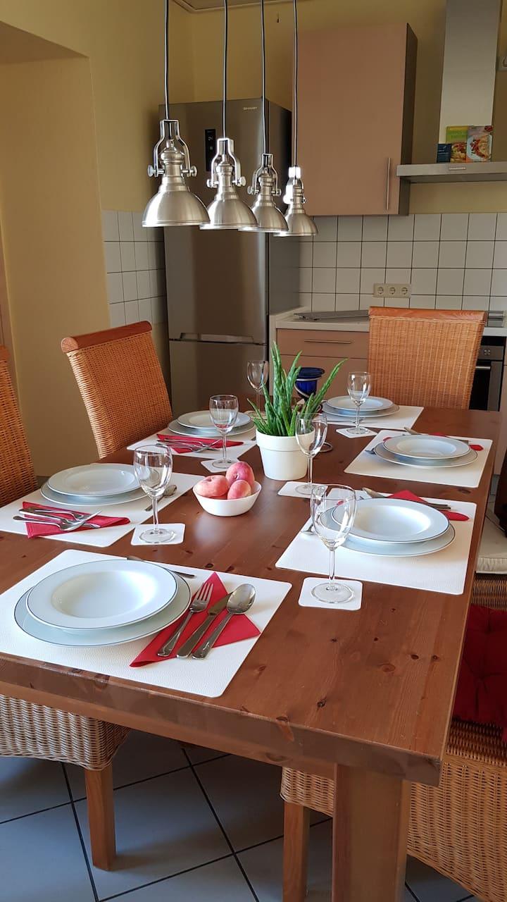 Ferienwohnung im Herzen von Neuwied - Heddesdorf