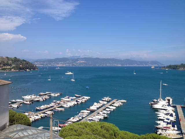 Wonderful seeview in Portovenere 50 m from the see - Portovenere - Daire