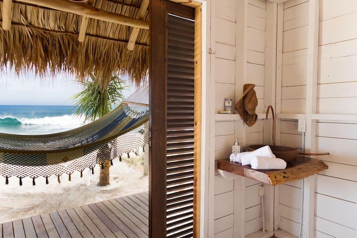 SUYO, Beach Cabaña #2, Playa Popoyo