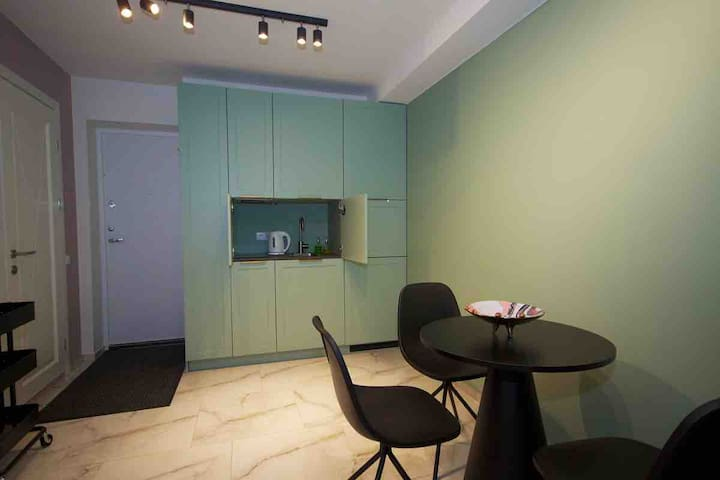 New apartments in centrum of Palanga