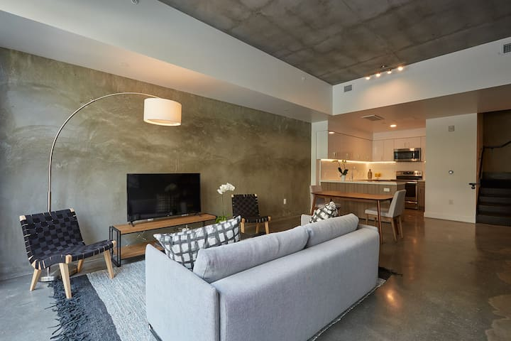 Luxury Townhouse | Mission Bay | San Francisco