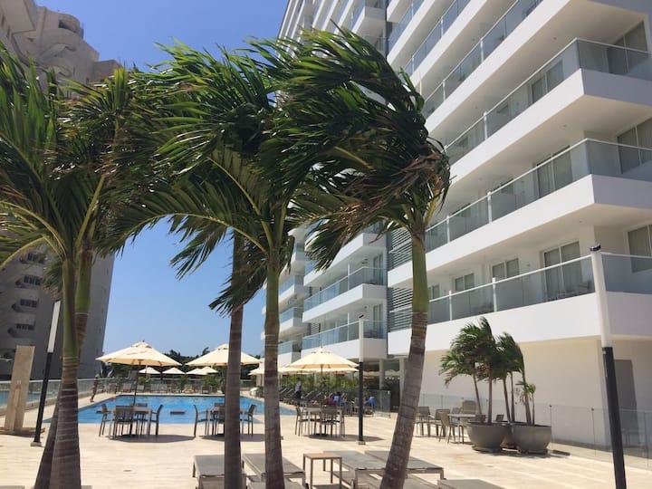 Apartment in Santa Marta near to the beach