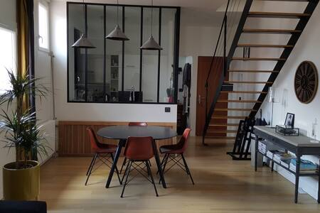 Chambre à 500 m du CV de Bayonne - Bayonne - Apartemen