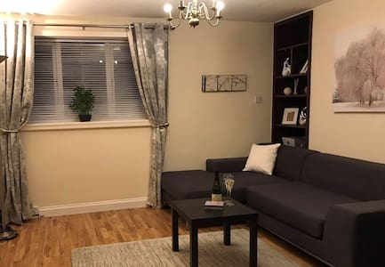 Modern one bedroom apartment in quiet cull-de-suc - Slough - アパート