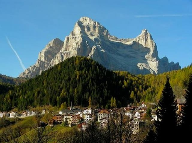 La casa di Heidi nelle Dolomiti - Zoppé di Cadore - Apartamento