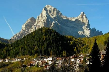 Casa vacanza nelle Dolomiti - Zoppé di Cadore - Huis