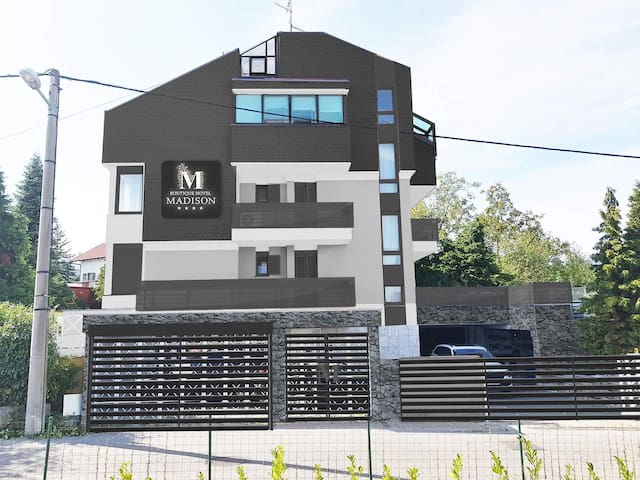 Villa Bukovac by Madison Luxury Apartments****App3