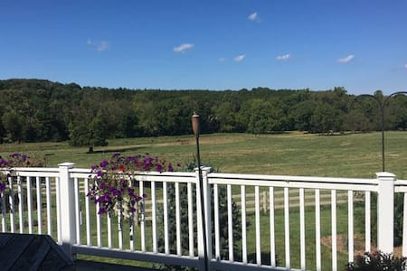Shady Haven-Country Farm View - Harrisonburg