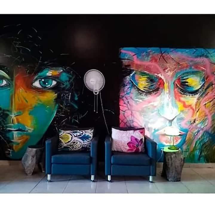 Maria Soledad de la Riva Art Studio