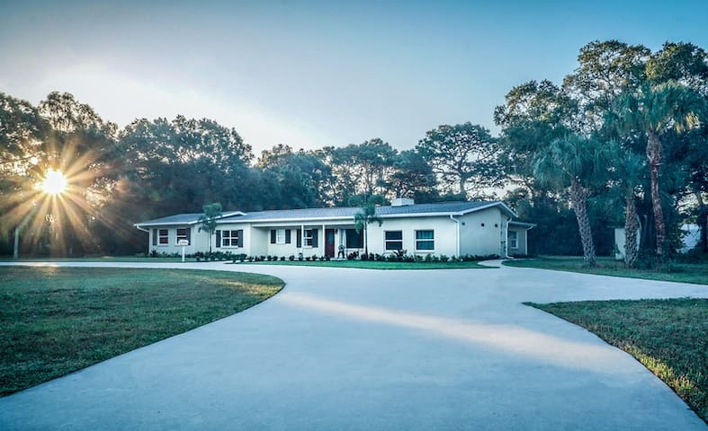Ranch Style Home, beautifully renovated