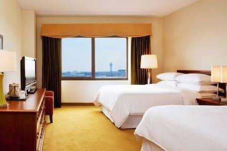 Sheraton Chicago O'Hare arpt Hotel - Rosemont - ลอฟท์