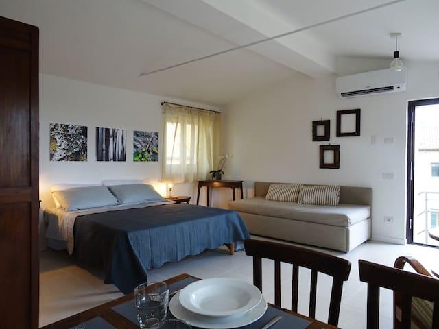MAGNA CIVITA, La Mansarda - Bagnoregio - Lägenhet