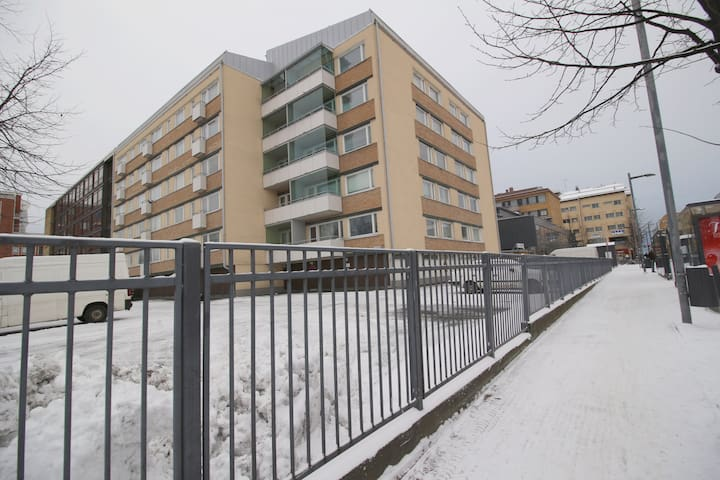 One bedroom apartment in Oulu, Uusikatu 40