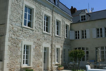 5 bd, private, gardens, pool - Saumur - วิลล่า
