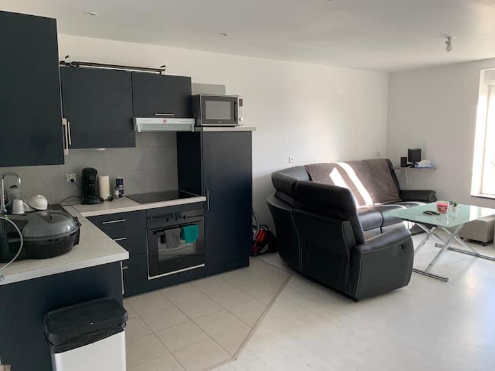 Appartement spacieux tout équipé