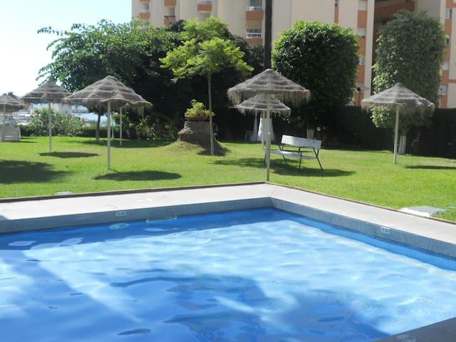 Apartamento en Benalmadena. Junto a Puerto Marina