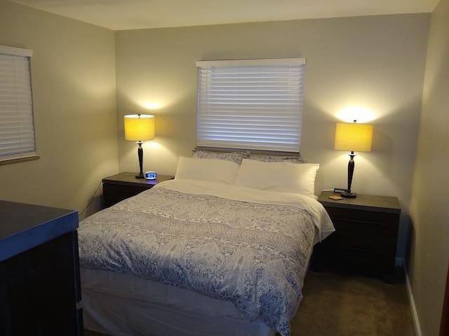 Front Main Floor Bedroom