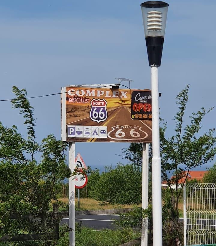 Complex Gospodăresc Route66