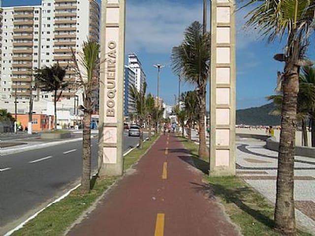 Apto no Boqueirão, Praia Grande, SP