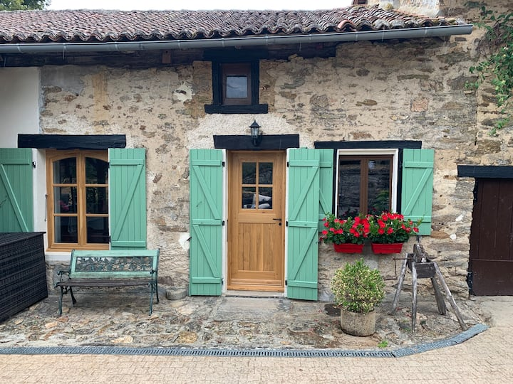 La Vieille Porcherie - Beautiful French Gîte