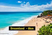 Dreamland - 8km