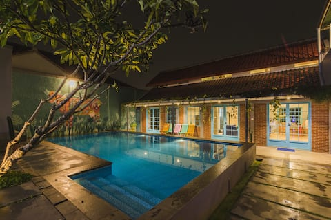 Barn Villa Lembang