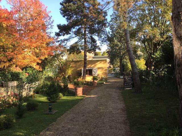Appartement fond de jardin - Palaiseau - Flat