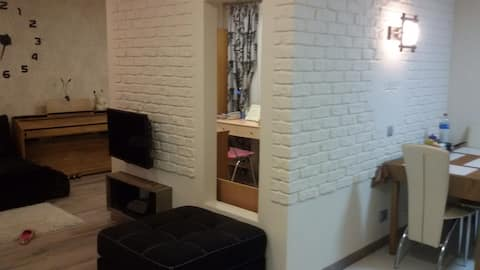 Квартира в Святогорске с видом на лес посуточно