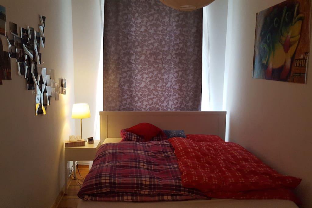 Schlafzimmer/bedroom - 160x200 :)