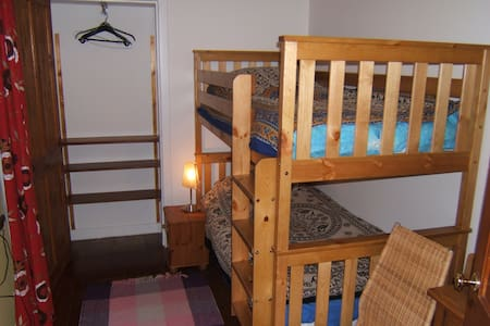Twin room bunk bed, Newmilns, Kilmarnock, Ayrshire - Newmilns