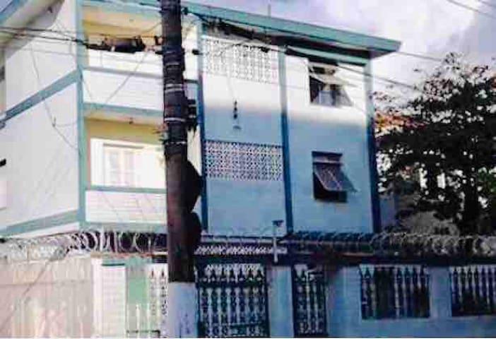 Apartamento próximo de tudo Santos