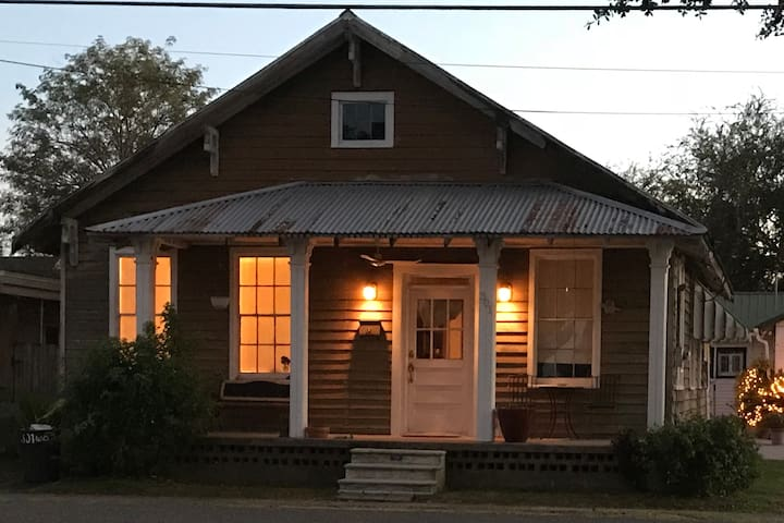 The Little Cajun Cottage