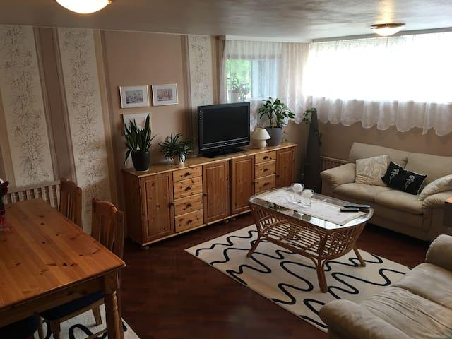 Spacious and beautiful apartment Reyðarfjörður - Reyðarfjörður - Apartamento