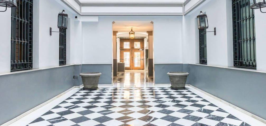 Exclusivo apartamento en el corazón de Barcelona
